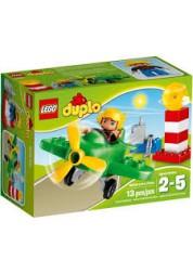 Лего Дупло Маленький самолёт Lego Duplo 10808