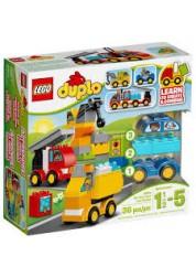 Лего Дупло Мои первые машинки Lego Duplo 10816-L