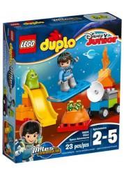 Лего Дупло Космические приключения Майлза Lego Duplo 10824