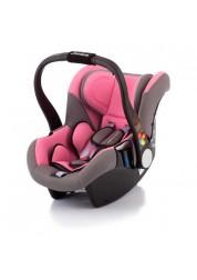 Розовое автокресло Baby Care Diadem 0-13 кг. BS06-B3
