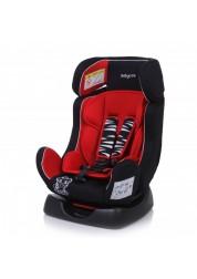 """Детское красное автомобильное кресло Люкс,""""Тигрёнок"""" груп.0+/1/2, 0-25 кг Baby Care BC-719LUX"""