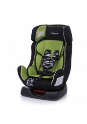 """Детское зеленое автомобильное кресло Люкс,""""Тигрёнок"""" груп.0+/1/2, 0-25 кг Baby Care BC-719LUX"""