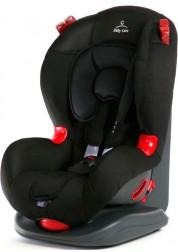 Автокресло ESO Basic Premium Black 9-25кг Baby Care ES01-L4