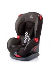 Автокресло ESO Basic Premium DK Grey/LT Grey/Black 9-25кг Baby Care ES01-L4