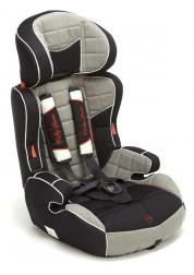Автокресло Grand Voyager (9-36кг) (Grey/Black) Baby Care S205