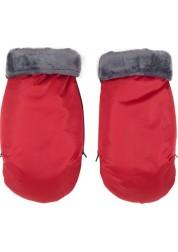 Муфта-рукавички для маминых рук красный Mammie 15-921125