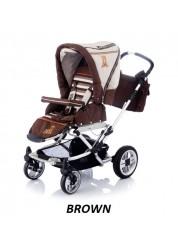 Коляска трансформер Baby Care Eclipse Brown