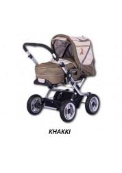 Коляска трансформер Baby Care Eclipse Khakki