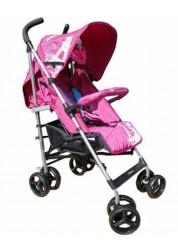 Коляска трость Paris, (Pink) Jetem S900