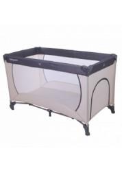 Манеж Arena цвет Серый/Бежевый (Grey/Beige) Baby Care OB-888
