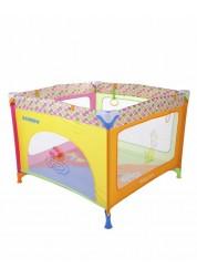 Манеж Rainbow цвет Радуга Baby Care P02-F
