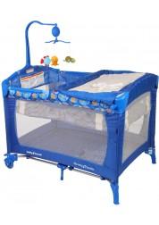 Baby Trend, Манеж-кровать Trend (морской мир)
