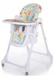 Baby Care, Стульчик Fiesta серый
