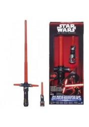 Световой меч делюкс Кайло Рена Star Wars Звездные Войны BladeBuilders Hasbro B2948