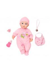 Baby Annabell Бэби Аннабель Кукла многофункциональная, 43 см Zapf Creation 794-821