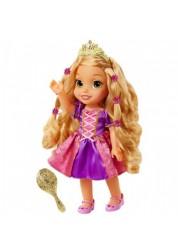 Кукла из серии Принцессы Дисней - Рапунцель со светящимися волосами Hasbro 759440