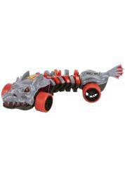 Интерактивная машина Машинки-мутанты Дракон (свет, звук) Hot Wheels HW90732