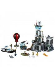 Конструктор LEGO City - Остров-тюрьма, Lego 60130-L