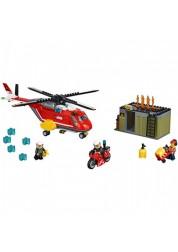 Конструктор LEGO City - Пожарная команда быстрого реагирования, Lego 60108