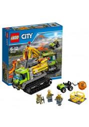 Конструктор LEGO City - Вездеход исследователей вулканов, Lego 60122
