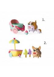 Игровой набор Chubby Puppies Транспорт в ассортименте Spin Master 56713