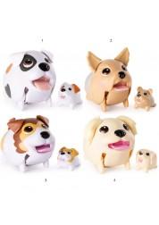 Игровой набор из 2 фигурок Chubby Puppies - Упитанные щенки (движение) в ассортименте Spin Master 56700