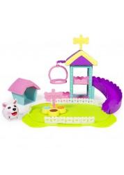Игровой набор Chubby Puppies - Парк развлечений (движение) Spin Master 56702