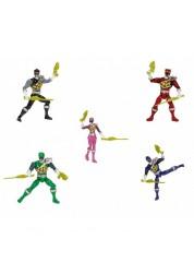 Игрушка Могучие рейнджеры ФИГУРКА 12 см подвижная в ассортименте Power Rangers Bandai 42200