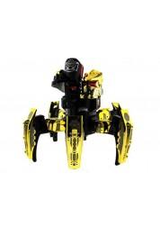 Радиоуправляемый боевой робот-паук Space Warrior Золотой Keye Toys KT-9001-1G