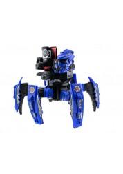 Радиоуправляемый боевой робот-паук Space Warrior Красный Keye Toys KT-9001-1R