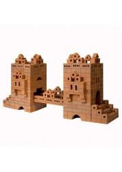 Конструктор Мост из настоящих кирпичиков (450 деталей) Brickmaster 105пл