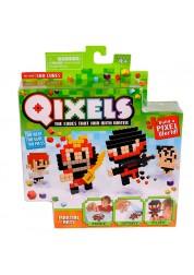 Набор для творчества из серии Qixels – Боевые искусства Moose, Q87005
