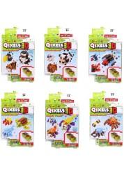 Дополнительные наборы для 3D Принтера из серии Qixels 3d, в ассортименте Qixels, Q87045