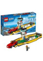 Конструктор LEGO City - Паром, Lego, 60119