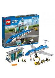 Конструктор LEGO City - Пассажирский терминал аэропорта, Lego, 60104