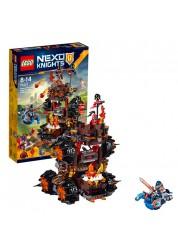 Nexo Knights Роковое наступление Генерала Магмара Lego 70321