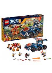 Nexo Knights Башенный тягач Акселя Lego 70322