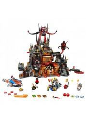 Nexo Knights Логово Джестро Lego 70323