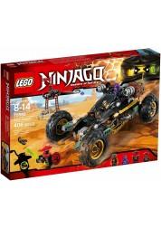 Конструктор из серии Нинзяго - Горный внедорожник Lego, 70589