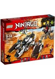 Ninjago Внедорожник с суперсистемой маскировки Lego 70595-L
