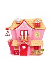 Игровой набор Mini Lalaloopsy Пряничный домик с куклами MGA Entertainment 533153