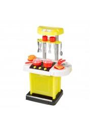 Детская кухня Smart с мойкой и аксессуарами (свет, звук) HTI 1684082.00