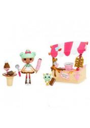 Лалалупси Мини Интерьер, Магазин мороженого Lalaloopsy Mini 536567