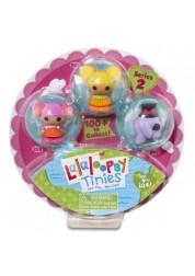 Лалалупси Малютки упаковка из 3 штук Lalaloopsy Tinies 531647