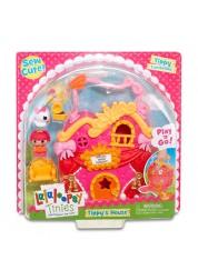 Игровой набор Lalaloopsy Домик принцессы с малюткой MGA Entertainment 534310