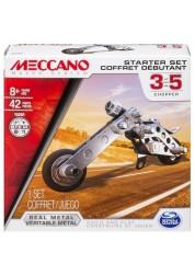 Конструктор Базовая модель 42 детали Meccano 91783