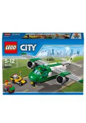 Конструктор LEGO City - Грузовой самолёт, Lego, 60101