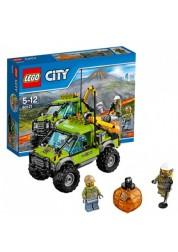 Конструктор LEGO City - Грузовик Исследователей Вулканов, Lego, 60121