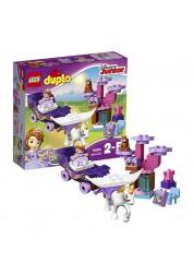 Конструктор из серии Дупло – Волшебная карета Софии Прекрасной Lego, 10822