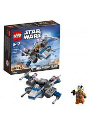 Истребитель Повстанцев Lego Star Wars 75125